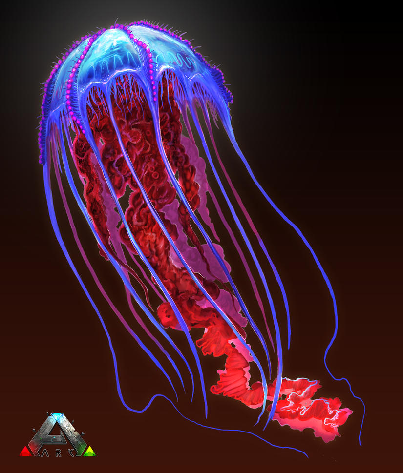 Ark-Jellyfish-Final by Davesrightmind