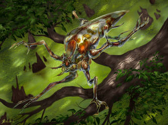 Translucent-Tree-Hopper by Davesrightmind