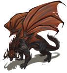 Infernal-Dragon