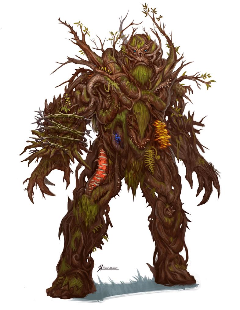 Forest-Gaurdian by Davesrightmind