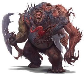Abomination by Davesrightmind