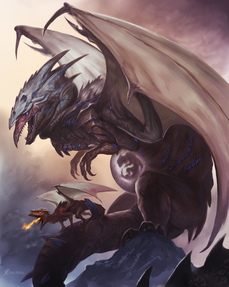 True-Mother-of-Dragons by Davesrightmind