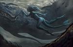 Mermaid-with-Pet