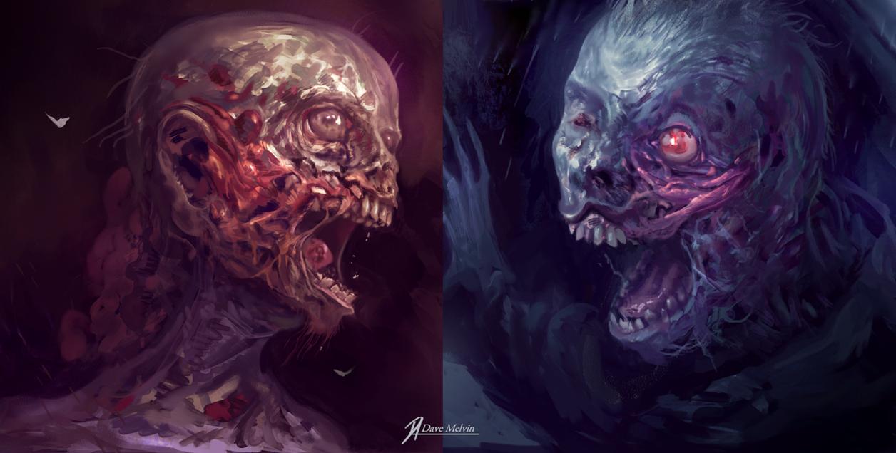 Zombie-Mayhem-2-Zombie-Bros by Davesrightmind