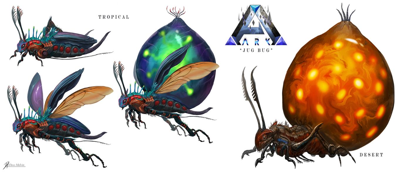 Ark-Jug-Bug by Davesrightmind