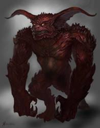Gremlin-Plus by Davesrightmind