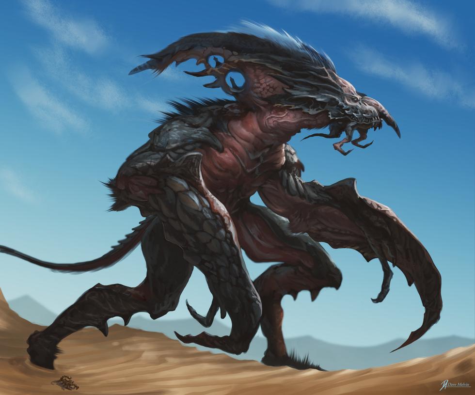 Ultimate-Sand-Stalker by Davesrightmind
