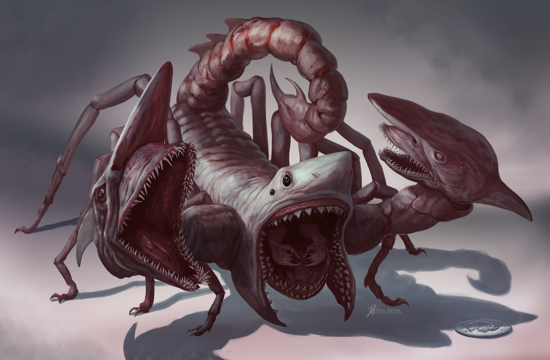 Scorpiark by Davesrightmind