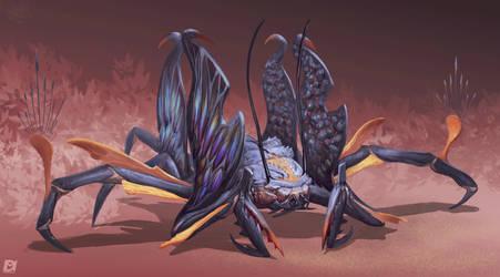 Explosive-Crustacean by Davesrightmind