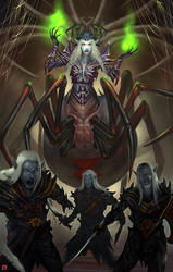 Lolth by Davesrightmind