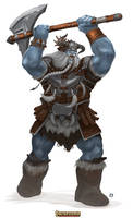Pathfinder-Frost-Giant