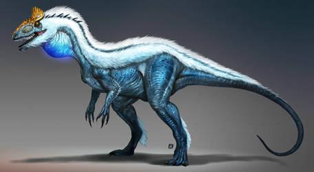 Cryolophosaurus-Ark-Mod-Concept