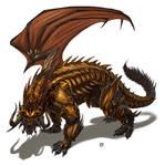 Armored-Infernal-Dragon