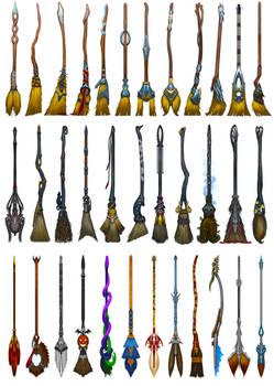 Brooms-Concepts