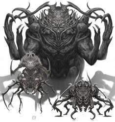 Demonites-Trio