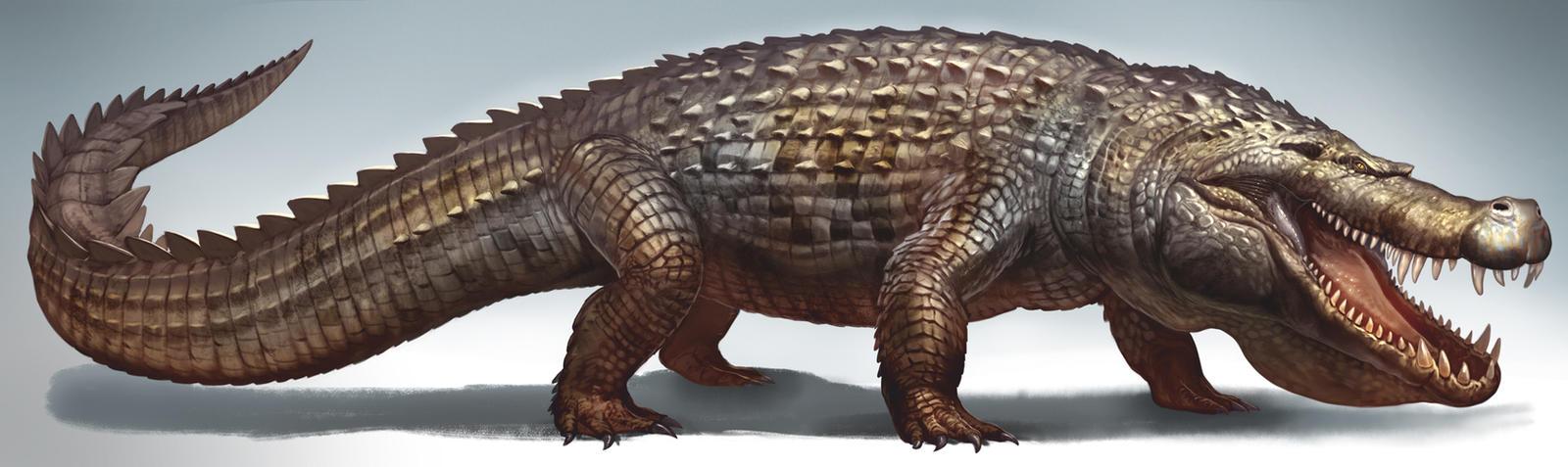 Deinosuchus-ARK Mod