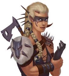 Female-Barbarian