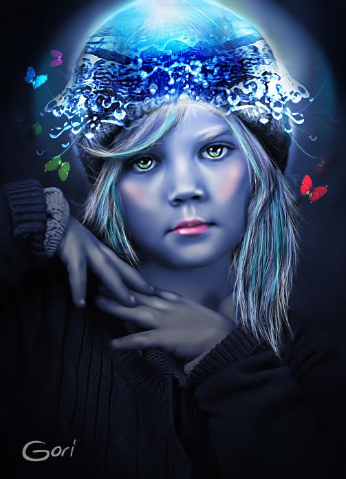 Blue Power by GORI89