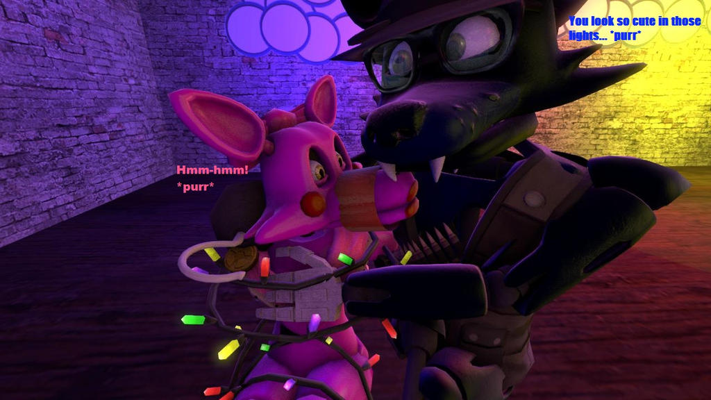 [SFM] Alex and Whitney- Lights and Hugs by WorldofGaming17