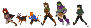 Pathfinder - A Bunch Of Coolkids