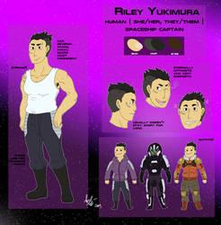 Riley Refsheet by Gomis