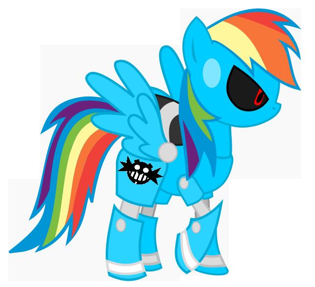 Sonic Equestria Vector