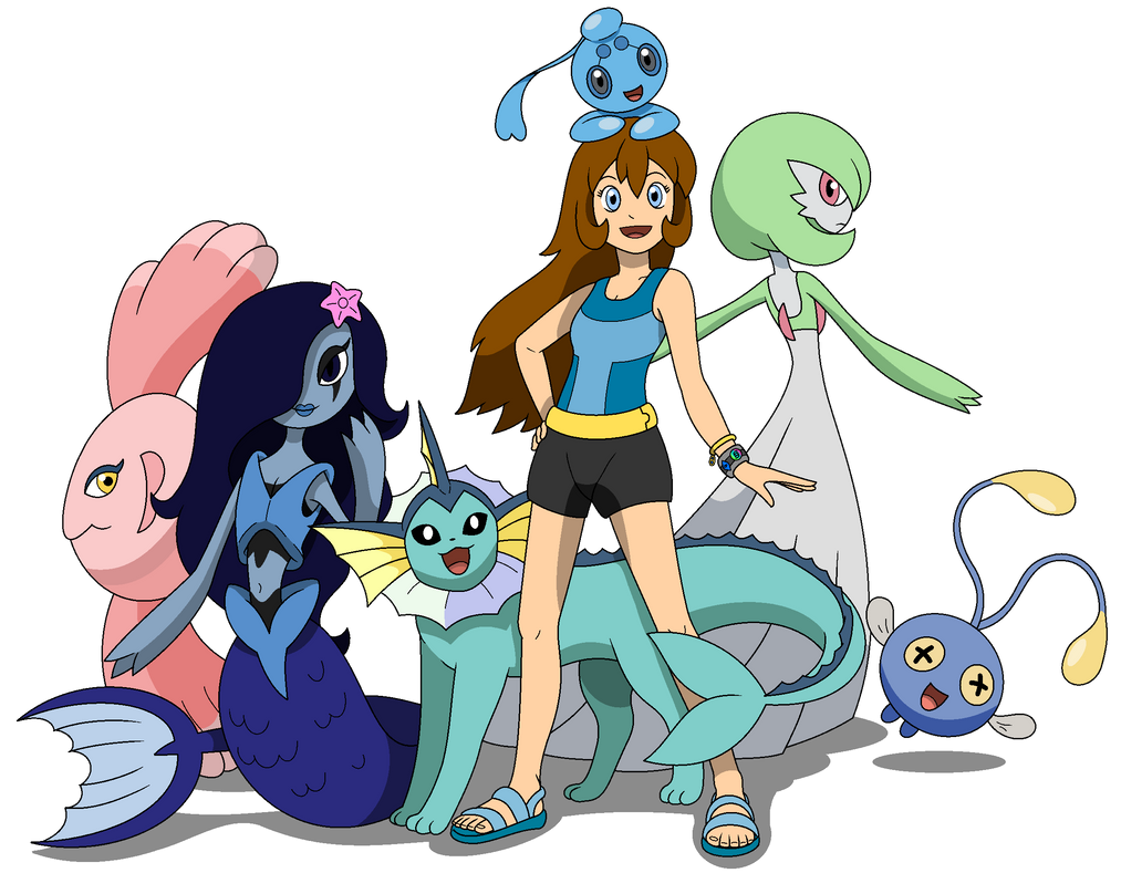Nicole's Team (OC Profile)
