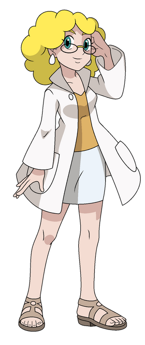 Professor Cypress