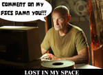 Lost Meets My Space....