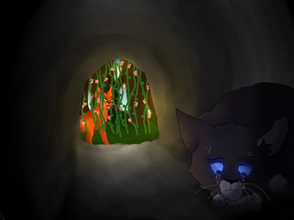 Starclan has abandoned us... by paperwxlf