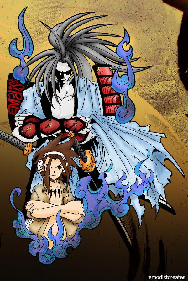 Shaman King by emodist