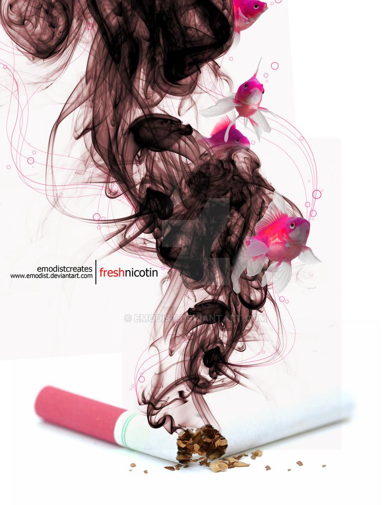 fresh nicotine by emodist