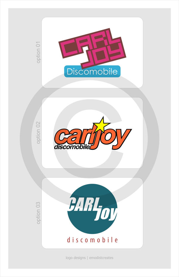 Carljoy Discomobile by emodist