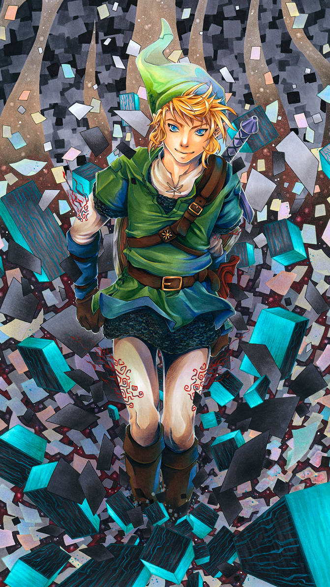 A Link to Deconstruction by KiwiChameleon