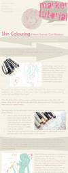 Skin Colouring - markers by KiwiChameleon
