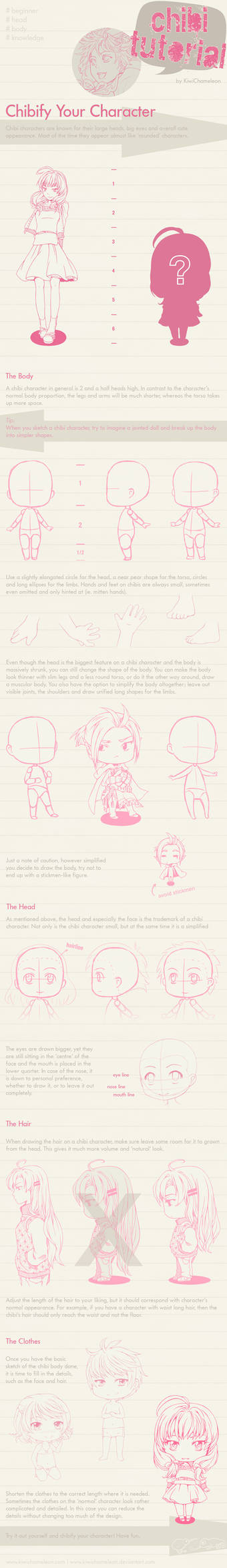 Chibify Your Character - Tutorial