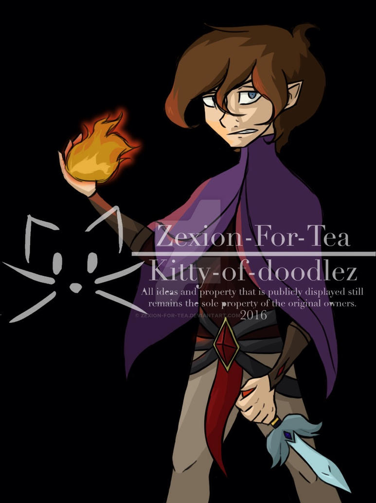 Set Fire to the Pain by Zexion-For-Tea