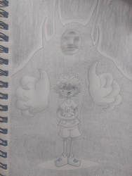 inner demon by R-MANNN