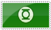 Green Lantern Stamp by ice-fire