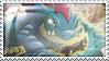 Feralligator Stamp