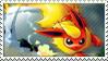 Flareon Stamp