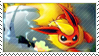Flareon Stamp by ice-fire