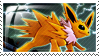 Jolteon Stamp by ice-fire