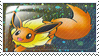 Eevee Stamp by ice-fire
