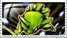 Larvitar Stamp by ice-fire