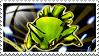 Larvitar Stamp