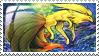 Ninetails Stamp
