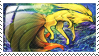 Ninetails Stamp by ice-fire