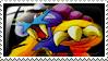 Raikou Stamp 1