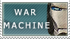 War Machine Stamp 1 by ice-fire